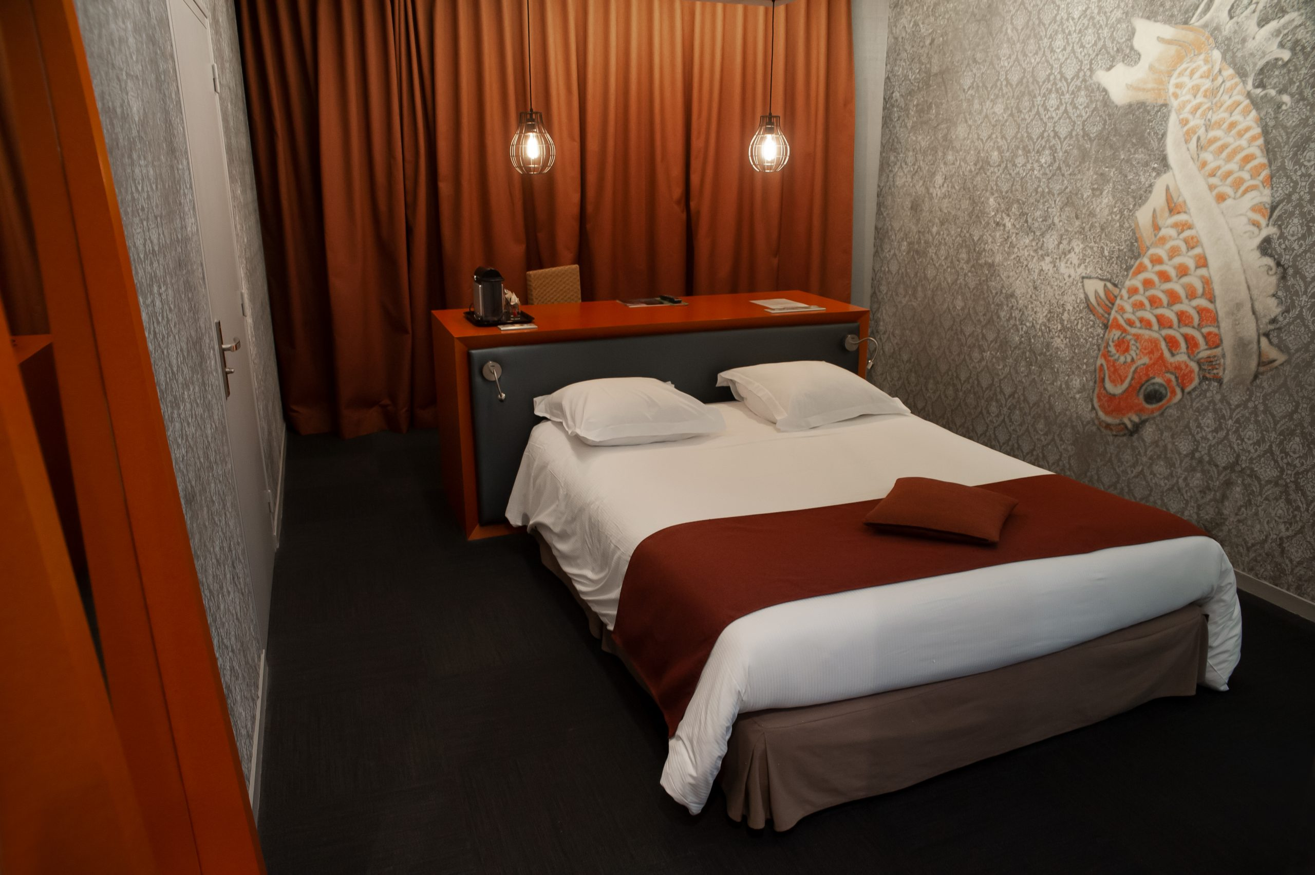 chambre hotel nota bene